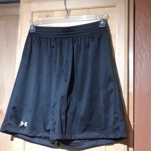 Under Armour Heat Gear Black Shorts